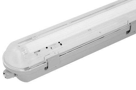 Plafoniera Led 150 Cm : Plafoniera precablata ip neon a led cm amazon illuminazione