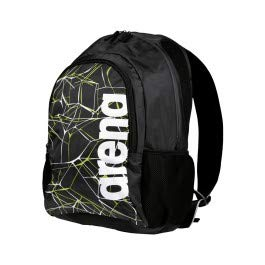 Arena Water Spiky 2 - Mochila, Color Negro