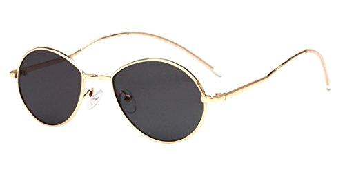 HD de anti Polaroid lunettes lunettes de soleil mode soleil lunettes rondes unisexe marée JYR Color6 ultraviolet U5xgwAqBn