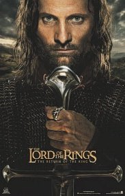 Amazoncom Return Of The King Movie Poster Lord Of The Rings