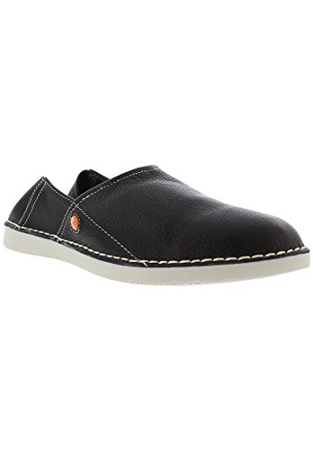 Softinos Tup452sof Smooth, Mocassins Femme Noir (Black)