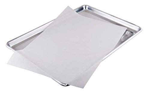 CHEFWORTH Liners Half Sheets Parchment Paper Pan Liner - 12