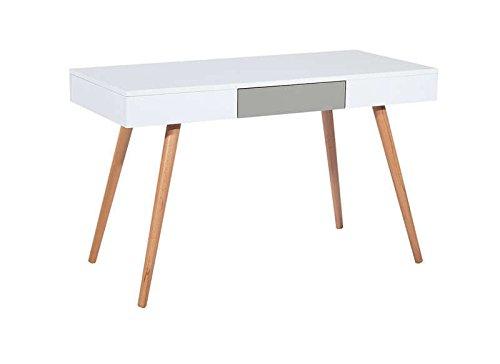Petit bureau blanc pas cher petit bureau design contemporain