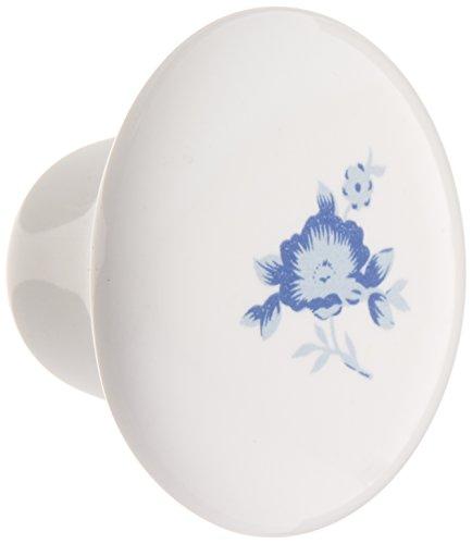 - Amerock 69125 Allison Value Hardware Oversized Knob, Ceramic, 1-1/4-Inch