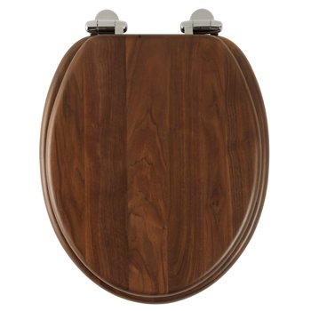 Product Details Roper Rhodes Solid Wood Soft Close Toilet Seat Walnut By
