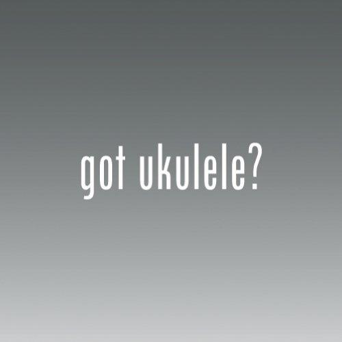 ((2x) Got Ukulele - Sticker - Decal - Die Cut - Vinyl)