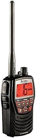Cobra MR HH125 156.025-157.425MHz Two-Way radios - Walkie-Talkie (62 x 31 x 102 mm, 228 g)