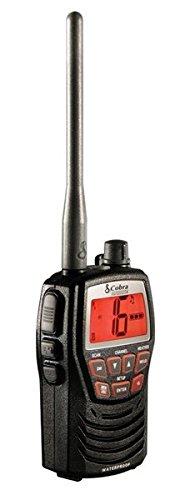 Cobra Electronics Corporation MRHH125 Handheld Vhf Radio Hh125 by Cobra