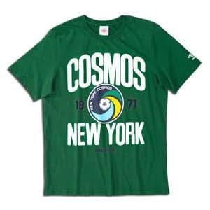 NY Cosmos Graphic T Shirt (Dark Green)