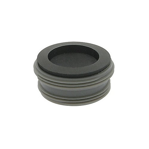 Pack of 6 Male 55//64-27 Bottom Threads Acetal Construction Male 15//16-27 Top Threads Male 55//64-27 Bottom Threads Pack of 6 Male 15//16-27 Top Threads Neoperl 10 3380 3 Faucet Adapter
