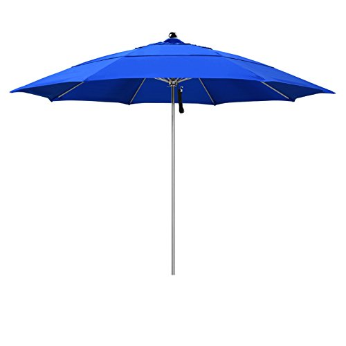 California Umbrella Stainless Steel Market Umbrella