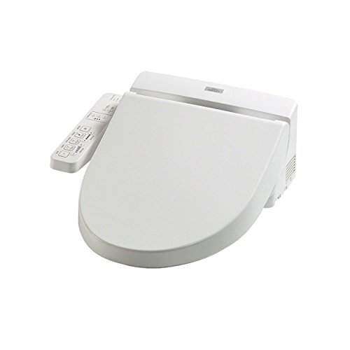 TOTO Washlet C100 Elongated Bidet Toilet Seat with PreMist, Cotton White - SW2034#01 by TOTO (Image #2)
