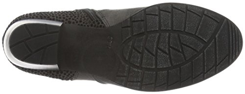 Softline Women's 25370 Ankle Boots Grey (Graphite 206) bB9vVG