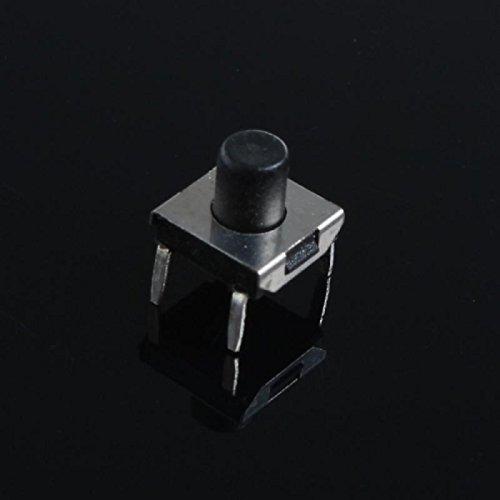 UXOXAS 6x6x4.5mm Micro Switch Button Touch Switch Small Key-Press Switch(20Pcs)