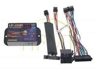 HF-AMP-Interface Transformer KIT for Parrot CK3000, CK3100, CK3200LS, MK, - Installation Kit Parrot