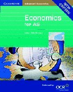 Economics for AS OCR