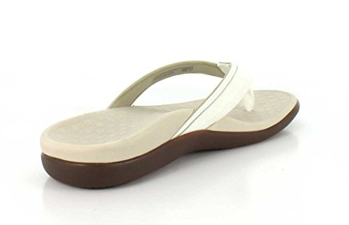 White Sandals In44 Leather Womens Islander Vionic nwgOxfqX6C