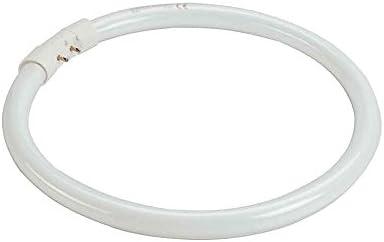 White 1x22W 2700K Tubelight Lucide TL Ø 22,5 cm
