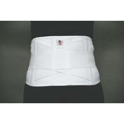Dual Pull Elastic Crisscross Lumbosacral Belt Size: Extra Large by Core Products