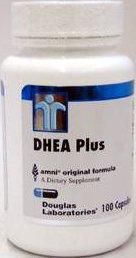 DHEA PLUS 100 Capsules de Douglas Laboratories