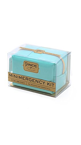 Pinch Provisions Women's Mini Emergency Kit for Brides, Aquamarine, One Size