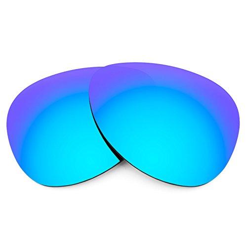 Lentes múltiples Elite Hielo Mirrorshield Von Revant de Polarizados Cletus para repuesto Opciones Zipper — Azul fOOdqz