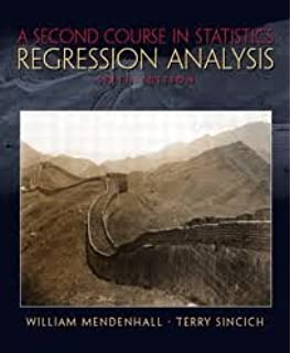 Amazon a second course in statistics regression analysis 7th a second course in statistics regression analysis 6th sixth edition fandeluxe Choice Image