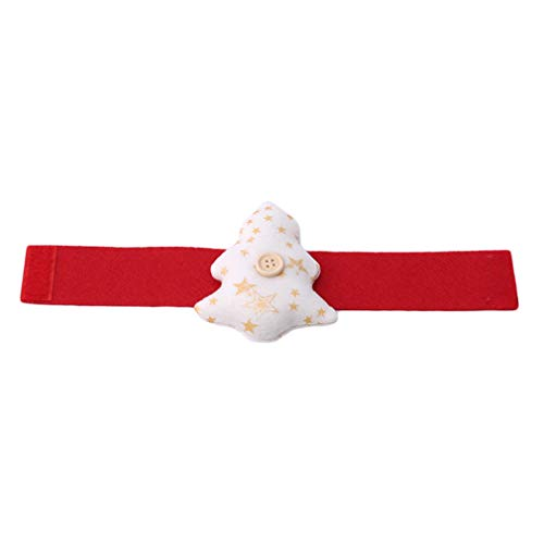 EH-LIFE Star Heart Christmas Tree Towel Rack Fabric Ring Party Table Decor by EH-LIFE (Image #2)