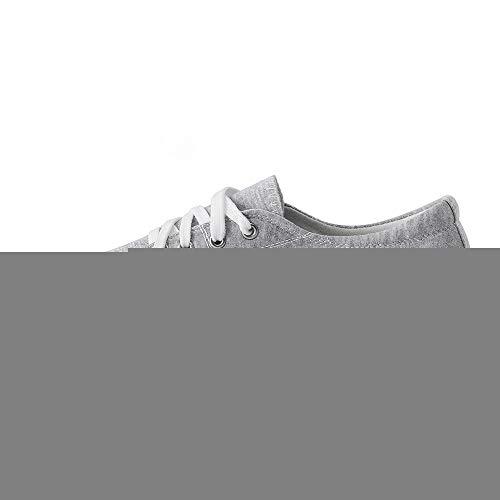 Einfarbig Sneaker Lässige Damen Up 43 Up Damen Bequeme 35 Stoff Mode ... 10a82b