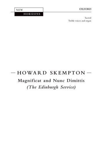 Download Magnificat and Nunc Dimittis (The Edinburgh Service) ebook