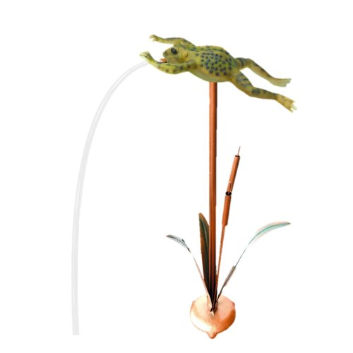 Leaping Frog Spitter-Bermuda