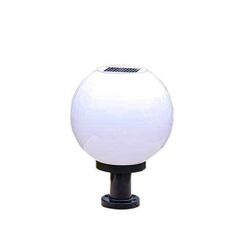 Post Top Solar Lamps in US - 9
