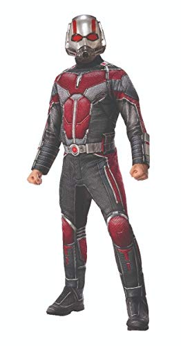 Rubie's Men's Deluxe Ant-Man, Multi, Extra-Large ()