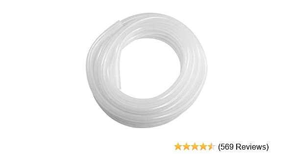 sourcing map Fuel Line Hose Tube 3//8-inch ID x 5//8-inch OD x 10ft Petrol Water Hose Engine Pipe Tubing