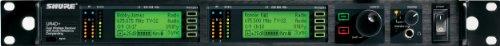 (Shure UR4D+G1 Dual Channel Diversity Receiver (Band G1 (470-530 MHz)))