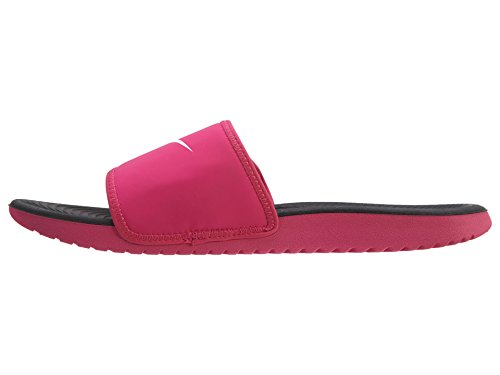 Nike Youths Kawa Adjust Pink Synthetic Sandals 36 EU hunCkEj0WM