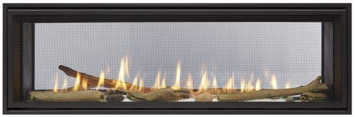 Majestic Echelon II 36'' Direct Vent See-Thru Gas Fireplace - Natural Gas by Majestic