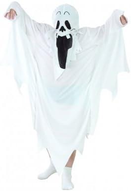 BCI - Disfraz de halloween fantasma para niño, talla 4-6 años ...