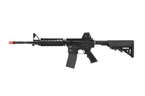 KWA LM4 RIS PTR Full Metal 6mm Gas Blowback Airsoft Rifle (Best Blowback Airsoft Rifle)