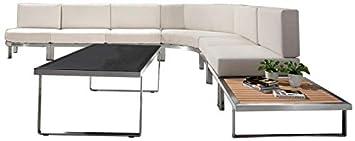 Jet-Line Design Poseidon Salon de Jardin Grand canapé d ...