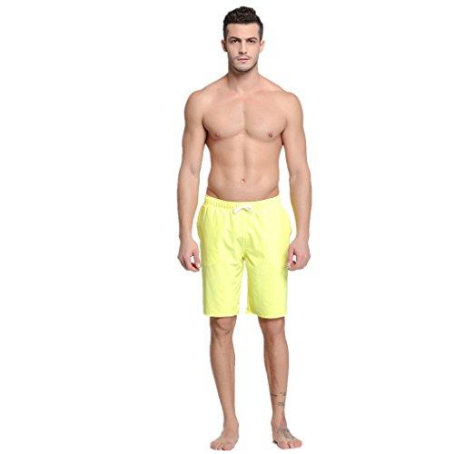 Veni Bañador Para Amarillo Hombre Masee XgXr4