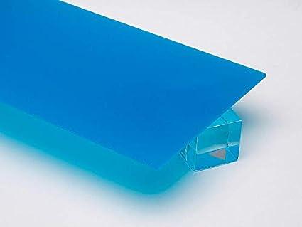 Amazon com: 2051 Blue, 2% Light Transmission, Acrylic Sheet
