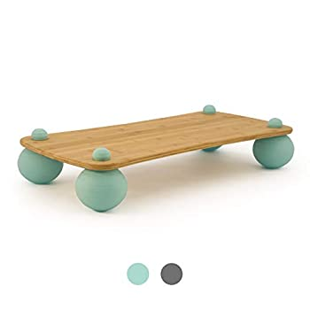 Image of Pono Board - Core Activating Level Motion Balance Board for Standing Desks and Exercise