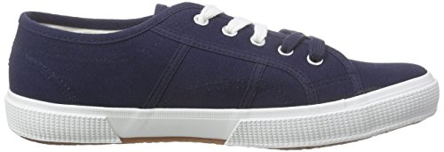 Tamaris 23610, Baskets Basses Femme Bleu - Bleu (Navy 805)