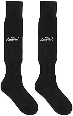 Extra Cushion Thick Cotton Stripe Football Luwint Adult Long Soccer Socks