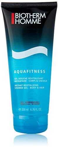Biotherm Homme Aquafitness Instant Revitalizing Shower Gel 200ml 6.76oz