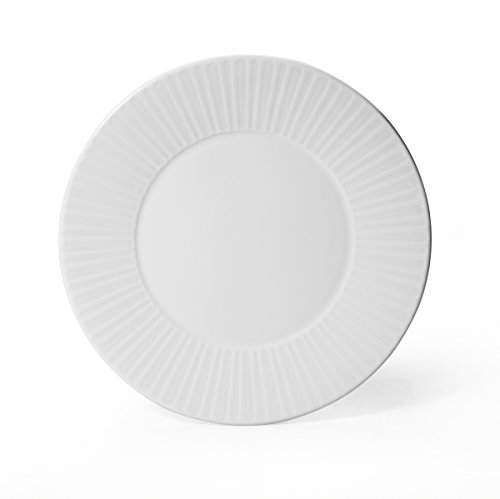 Mikasa Sutton White Round Serving Platter