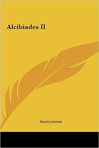 Ebook à téléchargement gratuit pour pc Alcibiades II in French PDF ePub