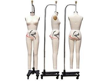 Roxy Display ST-FULLSIZE4 #601 Professional Dress Form