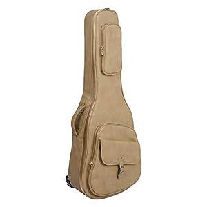 Zoueroih Gitarrentasche Klassische Gitarrentasche Verschleißfeste Ballade Akustik Akustische und elektrische und…